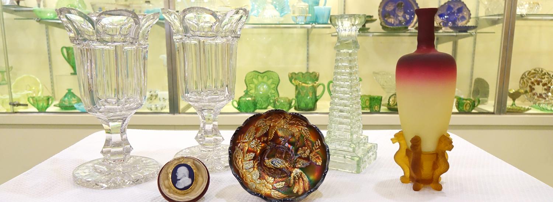 Icons of Wheeling Glass - Oglebay Institute Glass Museum
