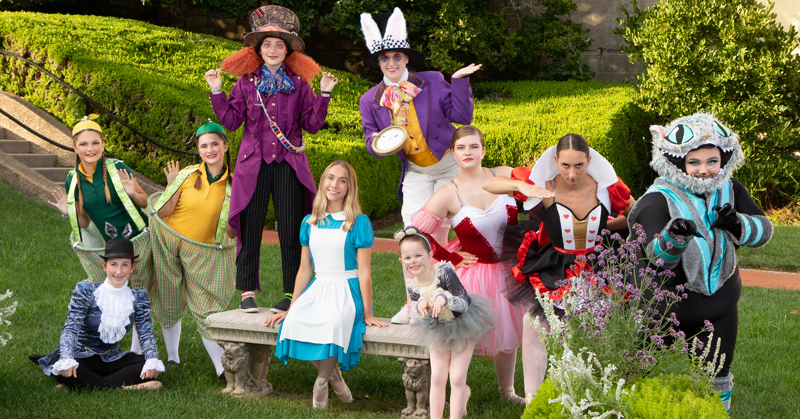 Alice in Wonderland - Towngate Theatre
