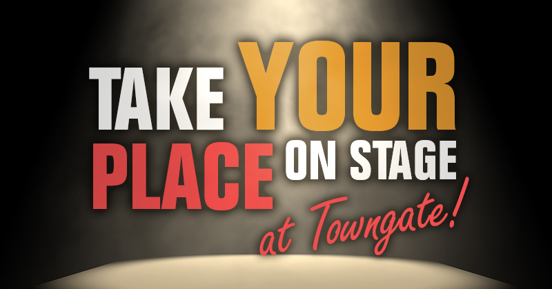 Towngate Theatre Auditions
