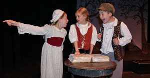 Children's acting classes - Towngate Theatre