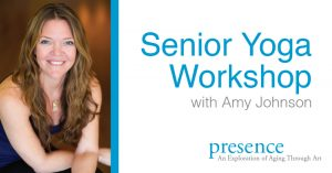 Senior Yoga Workshop