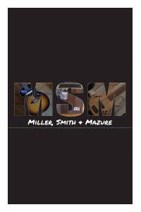 Miller, Smith & Mazure